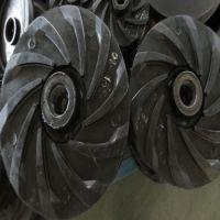wet spare parts replaceable warmen slurry pump rubber impeller