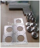 Aluminum high precision cnc machining Mechanical Parts