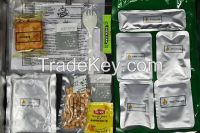 MRE FOOD/Army FOOD