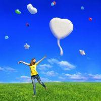 New eco-friendly balloon latex balloon helium balloon