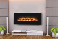 China cheap and good quality G-01 wall mounted electric fireplace