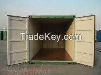 used 20ft 40ft  and refrigerated  containers