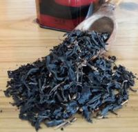 Honey red tea