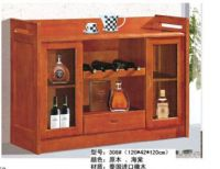 Living furniture extrance cabinet Cocktail cabinet stock american style