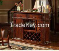 Living room furniture Crezenda bufft cabinet capboard stock bar table american style  20141024-32