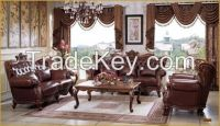 american style-new antique living room