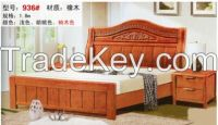 wood bed wood beside cabinet beside table wood wardrobe wood dresser table dresser chair