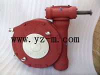 Worm gear operator, worm gear actuator, gearbox, valve actuator MY-S