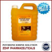 20 Povidon Iodine solution  veterinary medicine povidone iodine 5% for chicken farm, poultry farming
