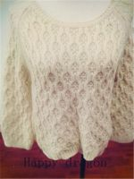wool sweater design for girl