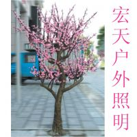 Hot Sell LED Flower Tree Lamp For Decorating The Street