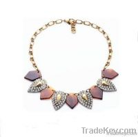 wholesale chunky statement necklace 2014