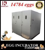 98% hatch rate CE Approve Full chicken incubator and hatchery