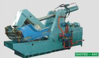 Alligator Shear/Baler/Shredder