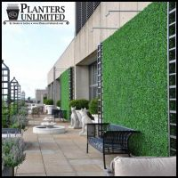Artificial Boxwood Mat for decoration