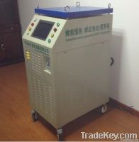 Induction hardening quenching and tempering heating machine