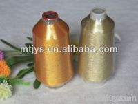 ST type metallic yarn for embroidery