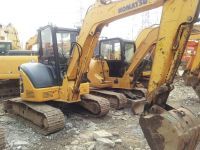 used Mini excavator PC55MR , Komatsu excavator for sale