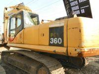 used komatsu PC360-7 excavator
