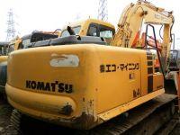 used excavator PC120-6,second hand komatsu excavator