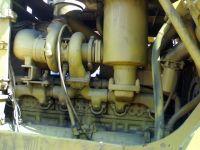used komatsu bulldozer D85, second hand bulldozer