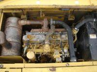 Used CAT Excavator 320C, second hand excavator