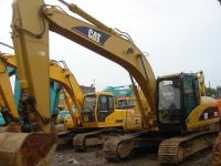 Used CAT Excavator 320C, second hand excavator