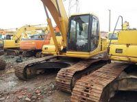 used excavator PC220-6, second hand komatsu excavator