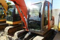 used Mini excavator ZX60 , USED hitachi excavator for sale
