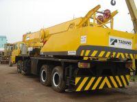 used TADANO 55ton truck crane, second hand mobile crane