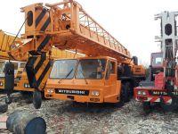 used TADANO 50ton truck crane, second hand mobile crane