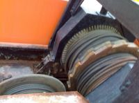 Used HITATCHI Crawler Crane KH180