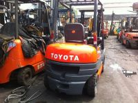 Used foklift Toyota 3 TON , second hand forklift
