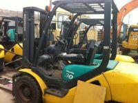 Used komatsu 3ton forklift,second hand excavator