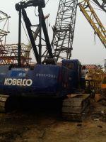 Used KOBELCO 55ton Crawler Crane,7055