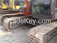 Used Hitachi ZX120 excavator