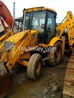 used backhoe loader JCB 3CX, second hand backhoe loaders