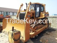used cat bulldozer D6H