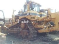 used cat bulldozer D8R