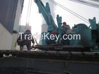 Used KOBELCO 400ton Crawler Crane