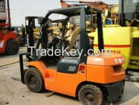 USED TOYOTA 2.5 TON FORKLIFT