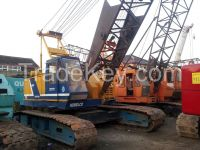 USED KOBELCO-7055 CRAWKER CRANE