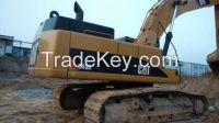 Hot sales used excavator CAT349D