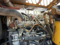 HOT SALES USED EXCAVATOR CAT 307D