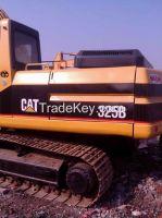 hot sales used excavator CAT 325B
