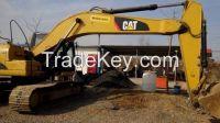 used excavator CAT 323DL
