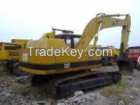 hot sales used excavator CAT200B