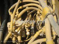 hot sales used excavator CAT345D