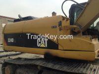 used excavator CAT324DL