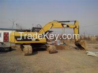 hot sales used excavator CAT323DL